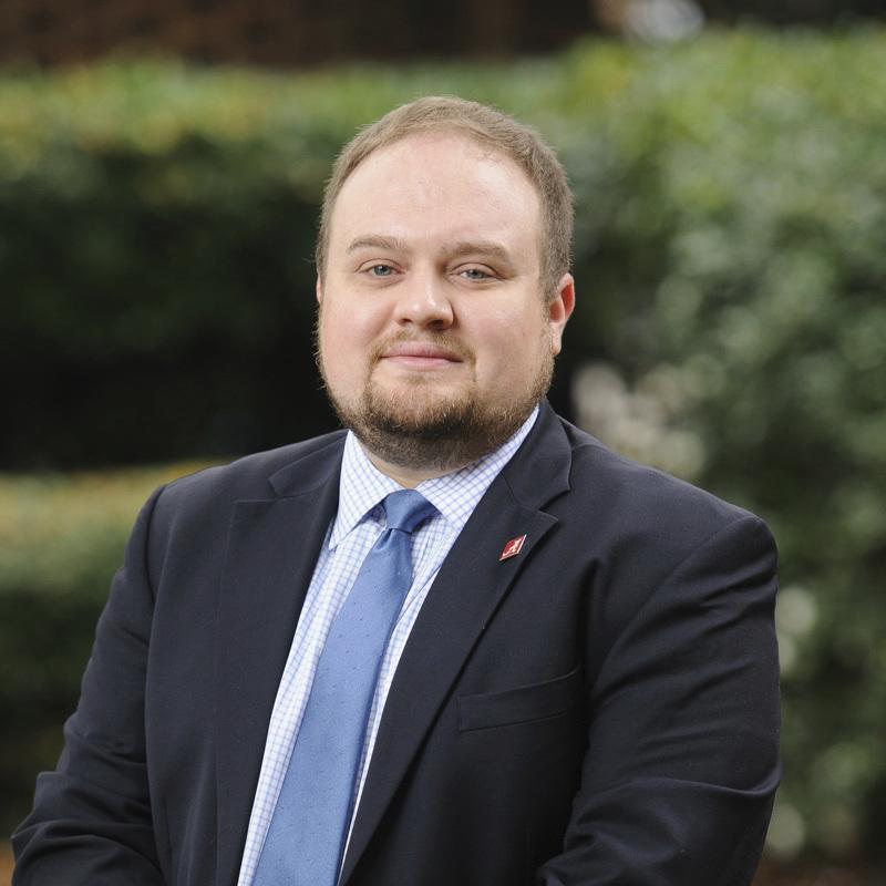 Photo of Aaron Blackwell