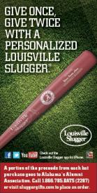 Picture of Louisville Slugger University Specialty Bat