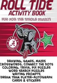 Picture of Roll Tide Activity Book