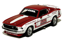 Picture of Alabama Crimson Tide Die-cast 2nd Edition