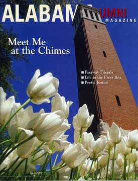 Alumni Magazine Alabama Alumni Magazine - Fall 2009
