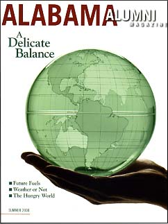Alumni Magazine Issue Cover