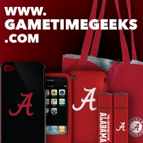 Picture of 15% off all orders for Bama Alum!