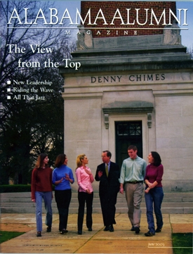 Alumni Magazine Alabama Alumni Magazine - June 1003