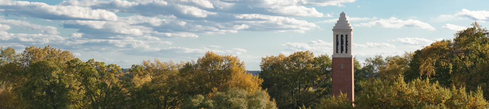 Denny Chimes Landscape
