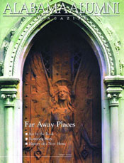 Alumni Magazine Alabama Alumni Magazine - Winter 2003