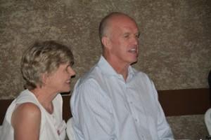 Lee Boles and Duffy Boles