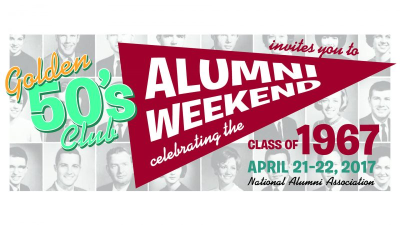 Golden Fifties Club and Class of 1967 Reunion