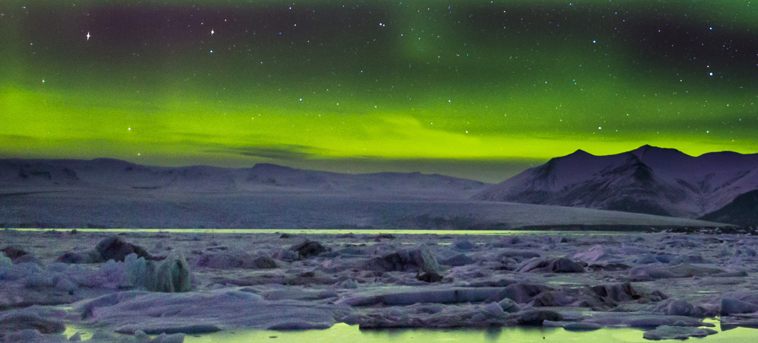 Picture of a landscape -
