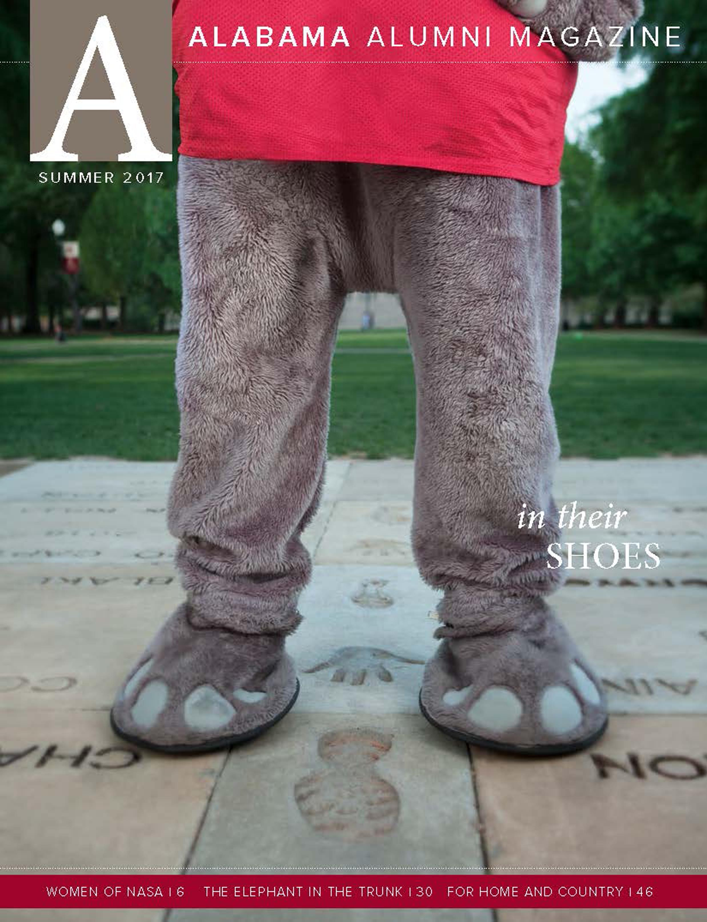 Alumni Magazine Summer 2017 cover