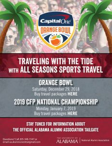 All seasons sports travel print flyer