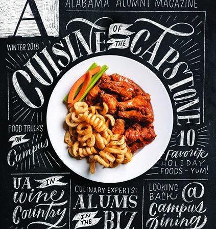 Cuisine of the Capstone