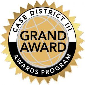 CASE District 3 Grand Award Logo