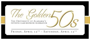 The Golden 50s Print flyer