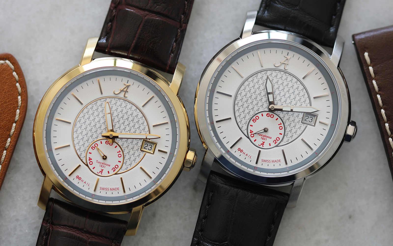 Item: picture of two watches