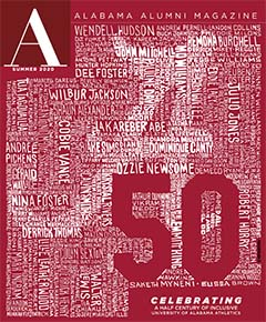 The History Makers: Celebrating 50 Years of Inclusive University of Alabama Athletics