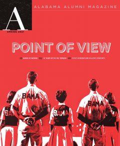 Latest Alumni Magazine Cover