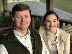 James and Meg Fowler